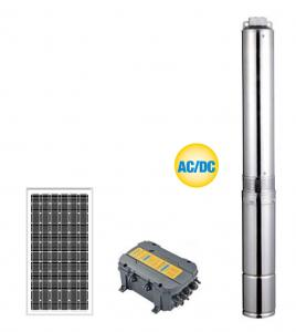 China CE Hotel / Pool Water Pump Powered By Solar Panel , Over Current Protection on sale