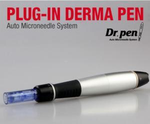 China Dermapen Microneedle Dr. Pen Rechargeable derma pen on sale