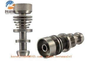 China Vapenwiser Titanium Domeless Nail -male joint GR2 on sale