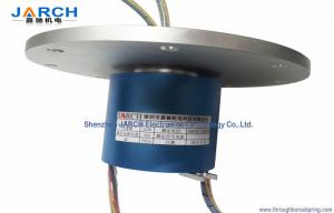 China Flange Mounting Thermocouple Slip Ring Temperature 150℃ , 300mm Lead Length on sale