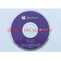 Microsoft Win 10 Pro OEM 64 Bit Korean 1 Pack DSP DVD Original Sealed Version1703