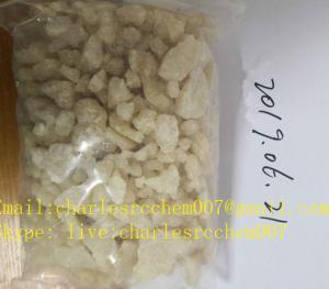 China 99.9% high purity eutylone strong effect Eutylone RCs Eutylone Hydrochloride CAS 17764-18-0 Eutylone N-Ethylbutylone on sale
