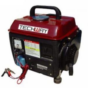 China 220V Inverter Portable Gasoline Generator 950W 2-Stroke Mini Petrol Generator on sale