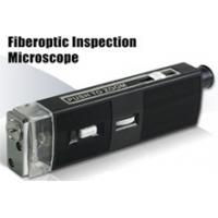 HR - 200X Fiber Optic Inspection Microscope Designed With Film Control Dial To Hold Focus