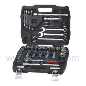 Quality TSH38-38pcs Professional Mechanic Combinatioin Socket Set/Garage Tools Set,CR-V for sale