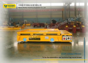 China Narrow - Aisle Black Tube Handling Equipment Cast Steel Wheel With Safety Device on sale