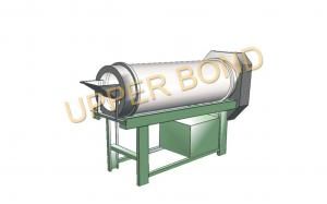 China 0.8m3 / min, 0.5 MPa Tobacco Processing Equipment For Casing And Flavoring Cyliner on sale