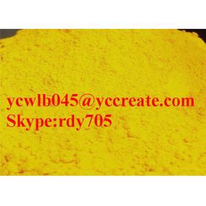 China Raw Material Berberine Hydrochloride / Berberine HCL CAS 633-65-8 on sale