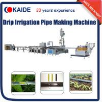 PE Inline Flat Drip Irrigation Tape Production Line/Making Machine/Extrusion Machine Line