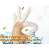 Powder Free Disposable Static Dissipative Natural Latex Black ESD Finger Cots,Antislip finger coat/latex finger cots /Do