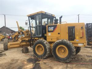 China 95% New CAT 140K motor grader, Caterpillar 140 grader(3 YEARS WARRANTY), best after sale service on sale