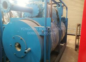 China Fire Tube Commercial Gas Fired Steam Boiler Capacity 1-10t/H For Power Plant on sale