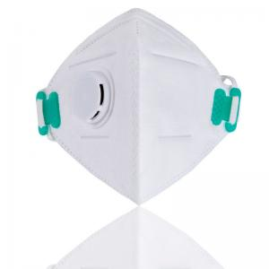 China Antibacterial N95 Face Mask For Personal Respiratory Protection CE / FDA Certified on sale