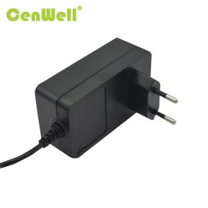 China ce approval cenwell eu plug 5v 4a ac dc power adapter wholesale