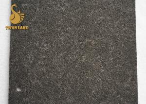 China 120gsm Grey NPPET + 80gsm DOP Free Needle Punched Non-slip Dots Felt on sale