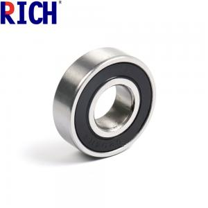 China Chrome Steel Drive Shaft Bearings 6000 Ball Bearing 10 - 25 Mm Bore Size on sale