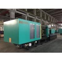 Anti Corrosive Screw Horizontal Plastic Injection Moulding Machine 5000 KN Clamping Force
