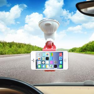 China Ajustable Clamp Arm Universal Car Mount Holder Colorful For Smartphone on sale
