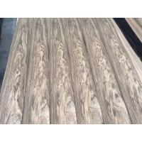China Crown Paldao Wood Veneer Natural Paldao Wood Veneers on sale