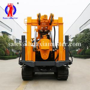 China Water-gas water well drilling rig/direct-sale 400-meter pneumatic drilling rig for exploration on sale