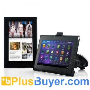 China GeoTab - 7 Inch GPS Android Tablet (1.2GHz Dual Core CPU, DVB-T + ISDB-T, HDMI) on sale