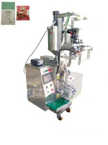 China 3 / 4 Side Sealing Sauce Pouch Packing Machine For Tomato Sauce Fruit Jam on sale