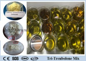 China Tri - Trenbolone Mix 180 Oil Based Steroids Liquid Tren Mix For Increasing Muscle Strength on sale