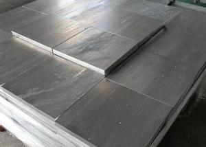 China Length Customized Aluminium Alloy Plate / 5052 Aluminum Sheet With Mill Finish on sale