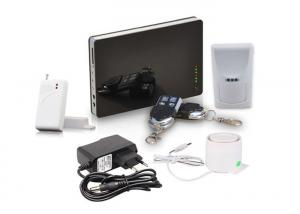 China Intelligent GSM Alarm System, SMS and Voice Reminder Alarm Control Panels on sale