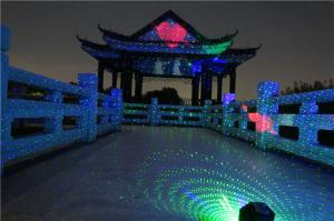 China 2017 new item unique patent product outdoor laser light christmas decoration on sale