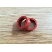 China FKM NBR Silicone Rectangular Rubber Ring , Flat O Ring Ozone - Resistant on sale