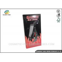 Multicolor Electronics Packaging Boxes Rectangle Shaped Anti Moisture