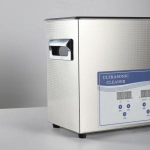 China Large Medical Ultrasonic Cleaning Machine 20L Volume For Hospital / Medical Use on sale