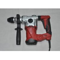 China Heavy Duty Concrete Drilling Machine Rotary Hammer Chisel 900W 2m Rubber Cord on sale