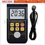 Calibre de espessura ultra-sônico MS130A