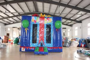 China Party Inflatable Brithday Gift Box Bouncer on sale
