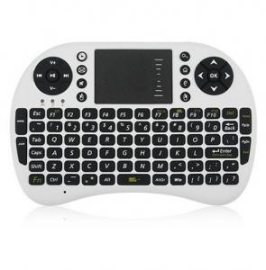 China Portable Android iPad Bluetooth Keyboards Mouse For PC / Notebook / HTPC / PS3 on sale
