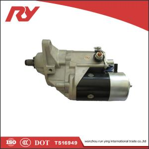 China All Terrain Crane Truck Starter Motor , High Torque Starter Motor 024000-3040 on sale