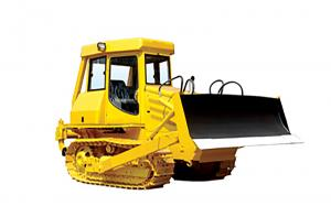 China Low Noise Mini Crawler Dozer Mini Bull Dozer T80 , Earth Moving Equipment on sale