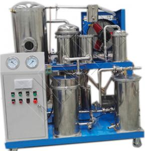 China High Vacuum Lubricating Oil Purifier for Used Hydraulic Oil with ISO and Ce Approval on sale