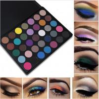 Makeup Palette Eye shadow 35 Colors Cosmetics Eyeshadow Gorgeous Colors Of 35d