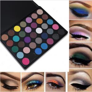China Makeup Palette Eye shadow 35 Colors Cosmetics Eyeshadow Gorgeous Colors Of 35d on sale