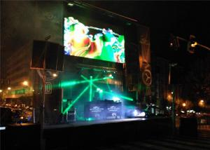China High Definition LED Display , P4.81 Stage LED Video Wall For Outdoor Event on sale