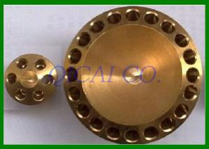 China Motorcycle and Auto Copper / Brass Fittings , accept your design on sale