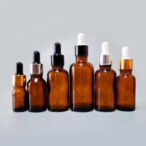 China Glass Vials, Dropper Essential Oil Bottle / oil bottles glass dropper bottle 30 ml for essential oil on sale