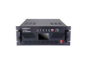 China Anti Interference UHF Terrestrial DTV Transmitter 80MHz Low Power on sale