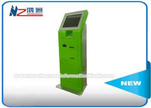 China Service Bill Automated Payment Kiosk Machine Locations For Shopping Mall on sale