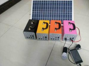 China hot selling solar power home system small dc system for home use on sale