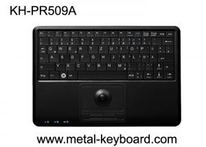 China Kiosk Keyboard /  Plastic Compact Keyboard with trackball In US English Layout on sale