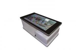 China 10 Points Projected Capacitive Touch Screen Table All In One PC LCD Display on sale